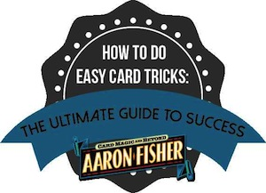 Great books to learn card magic tricks