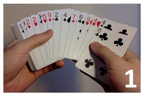 magic tricks with cards 1