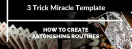 Magic Tricks With Cards: How to Create Astonishing Routines