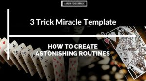magic tricks with cards and decks