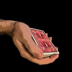 magic trick natural dealing position