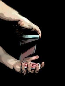 magic tricks dribble