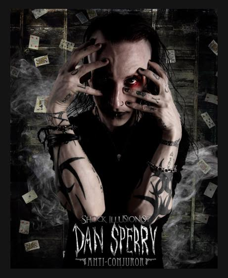 Magician Tips - Dan Sperry