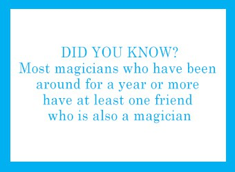 magic clubs did you know