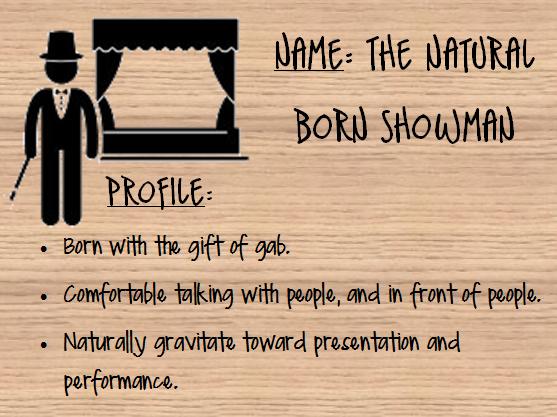 NaturalBornShowman