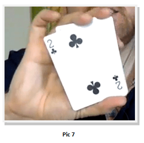 tricks with cards