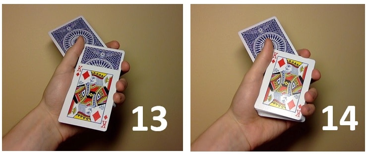 magic tricks with cards 13