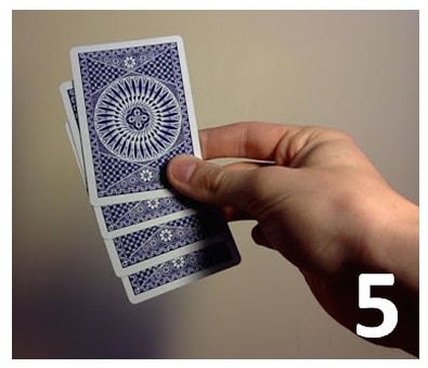 magic tricks with cards 5