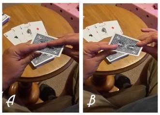 four ace trick a