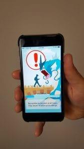 misdirection pokemon app